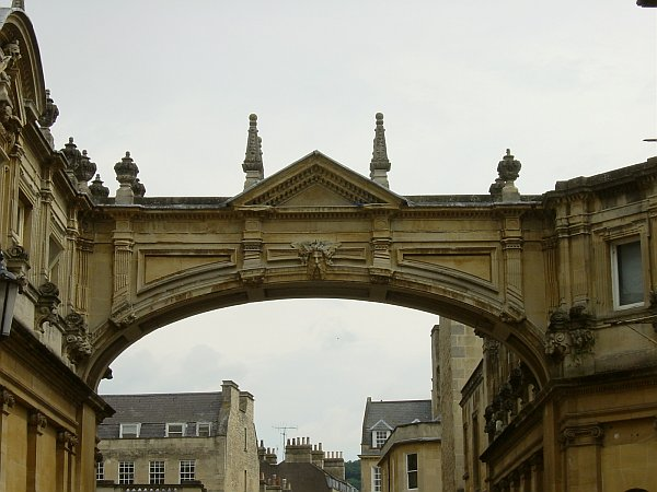 Photo - Bath - Bridge of Sighs