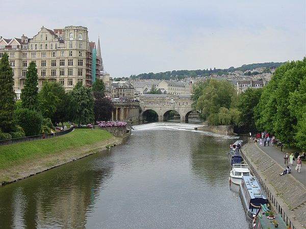 Photo - Bath - River Avon