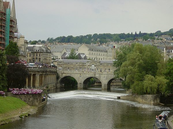 Photo - River Avon - Pulteney Bridge