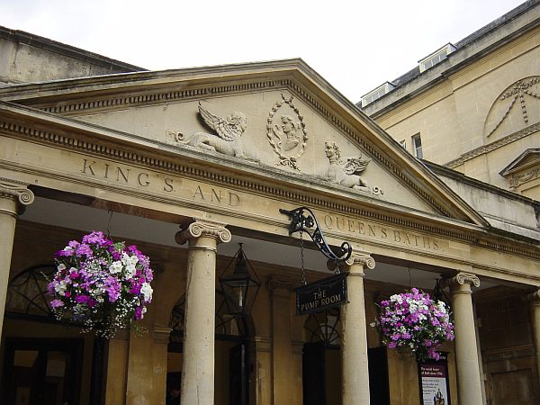 Photo - Bath - Pump Room