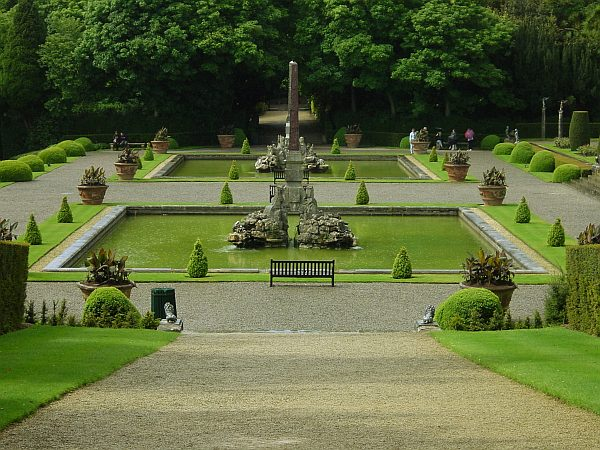 Photo - Blenheim - Les jardins