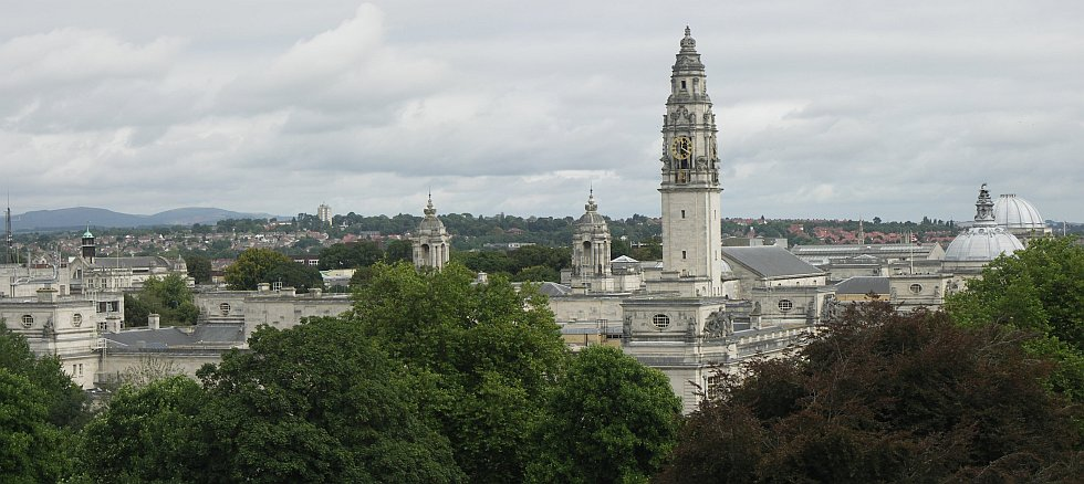 Photo - Le City Hall de Cardiff