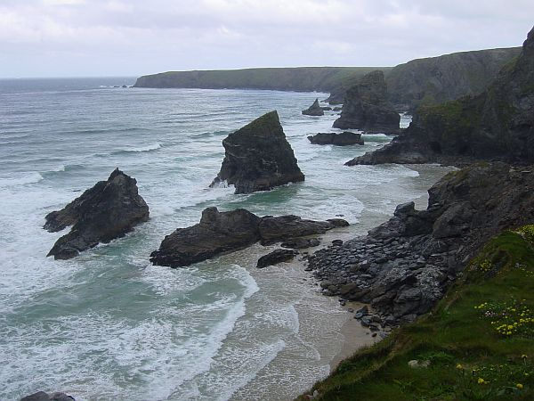 Photo - Bedruthan Steps