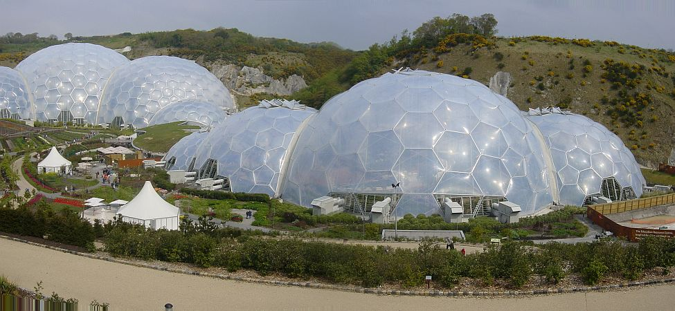 Photo - Eden Project