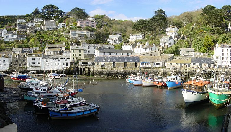 Photo - Polperro - Panoramic