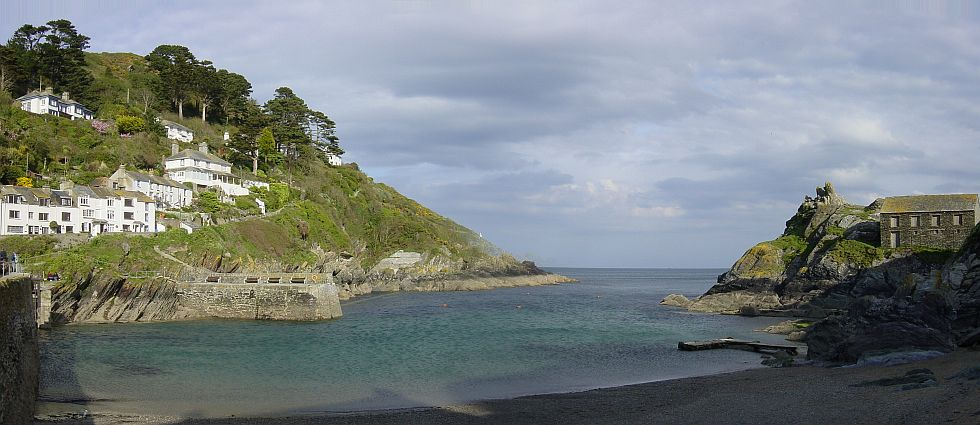 Photo - Polperro - Panoramic view