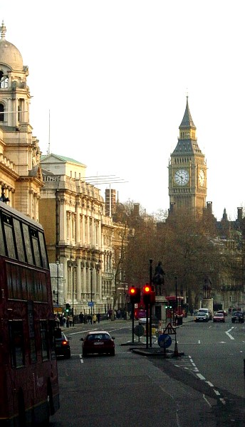 Photo - Whitehall & Big Ben