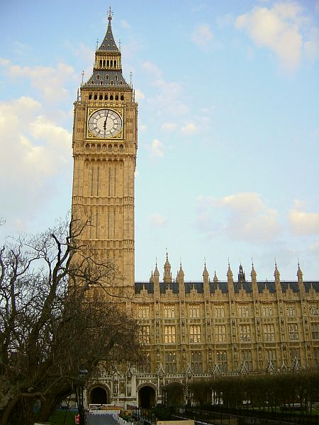 Photo - Westminster - Big Ben