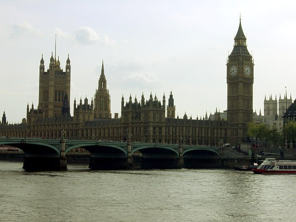 Photo - Westminster Bridge & Houses of Parliament