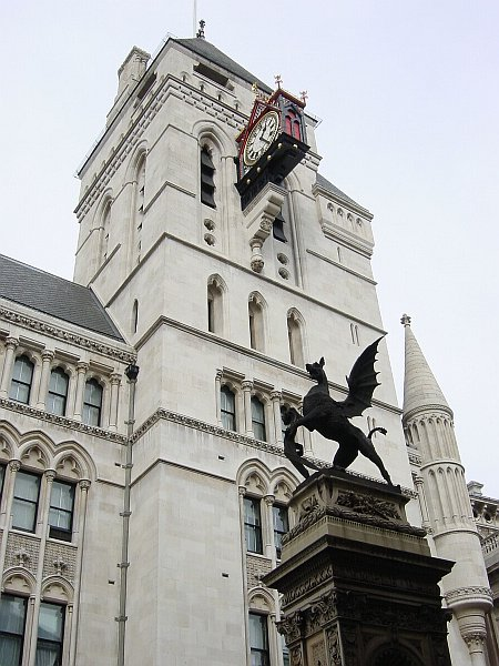 Photo - London - City - Royal Courts