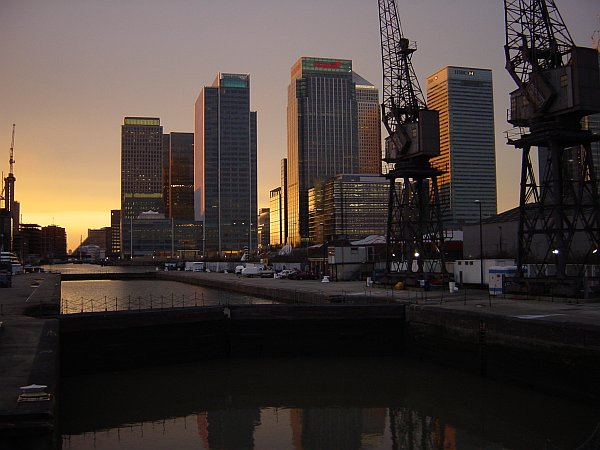 Photo - Greenwich - Isle of Dogs