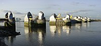 Thames Barrier - Greenwich