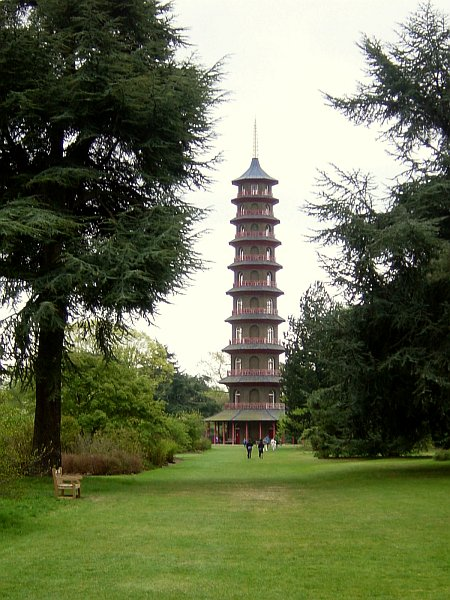 Photo - Pagoda in Kew Gardens