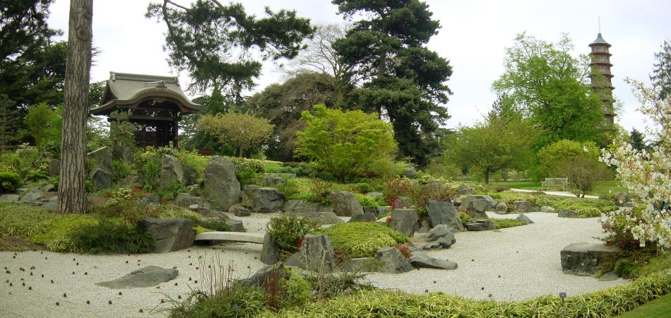 Photo - Kew Gardens - Japanese Garden