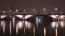 Blackfriars bridge et la City de nuit - London - Last Album