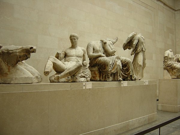 Photo - Parthenon Sculptures