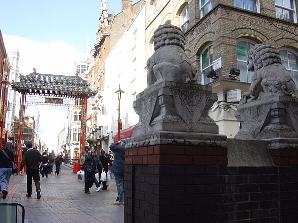 Photo - China Town in London