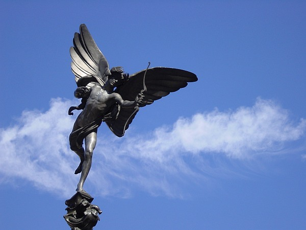 Photo - Eros - Piccadilly Circus