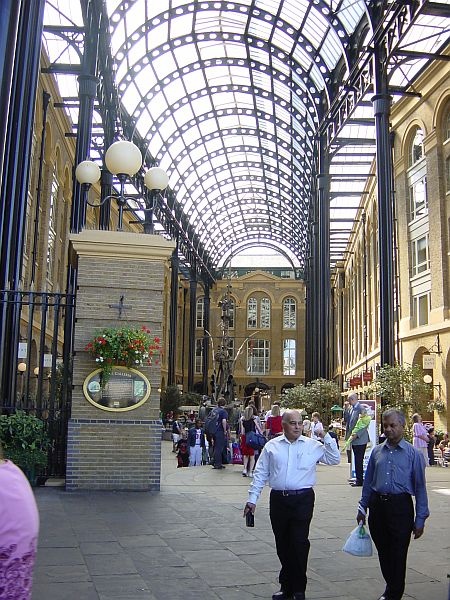 Photo - Hay's Galleria - Londres