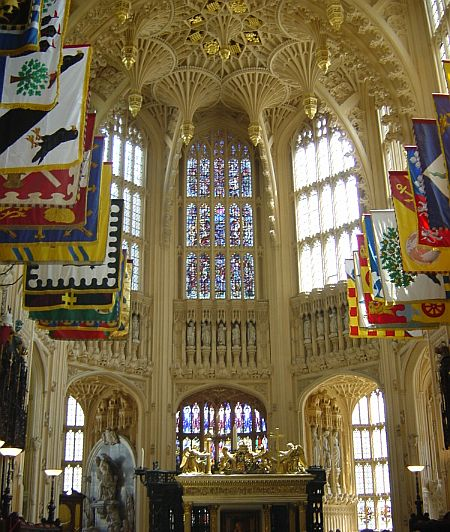 Photo - Westminster Abbey - Henri VII Chapel