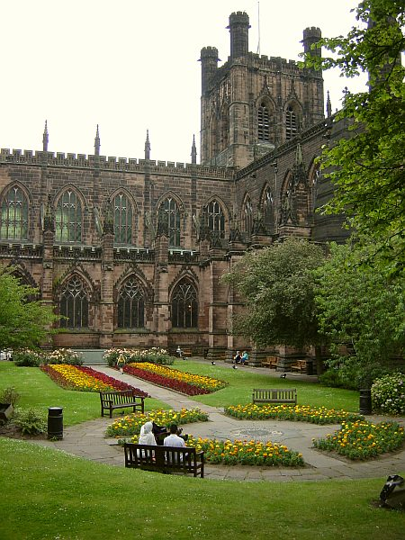 Photo - Chester - Cathedral