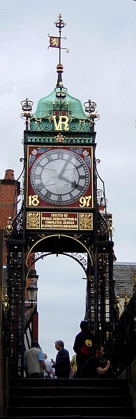 Photo - Chester Clock