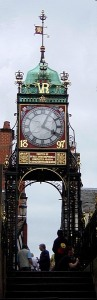 Chester Clock - Chester