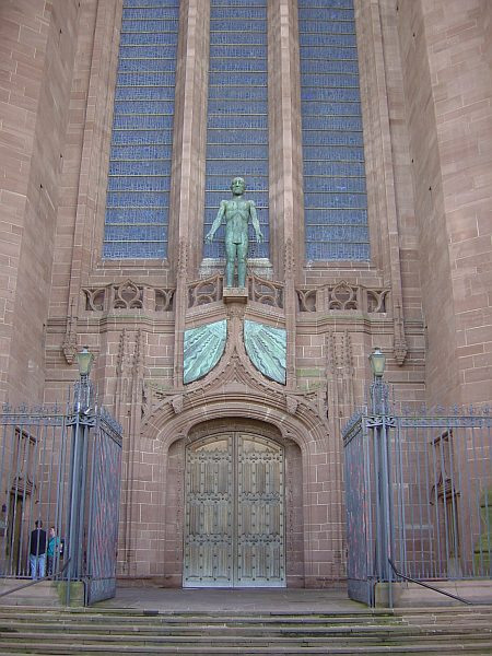 Photo - Liverpool - Cathedral