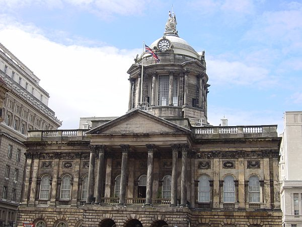 Photo - Liverpool - Town Hall