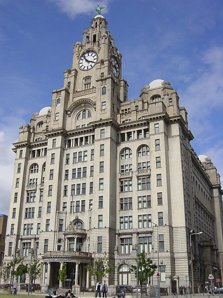 Photo - Liverpool - Royal Liver Building