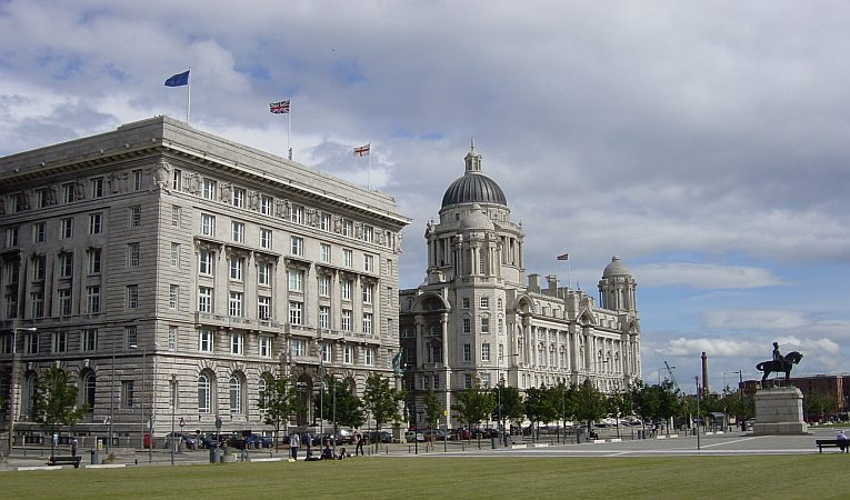 Photo - Liverpool - Cunard Building