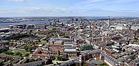 Liverpool - The view from the cathedral - Liverpool