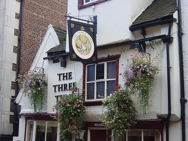 Photo - York - Pub - The Three Tuns