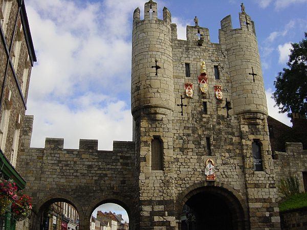 Photo - York - Micklegate Bar