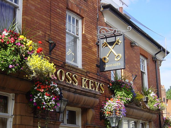 Photo - York - Pub - Cross Keys