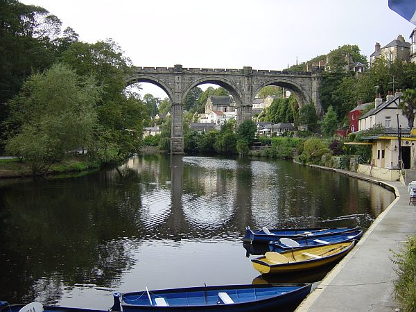 Photo - Market town of Knaresborough