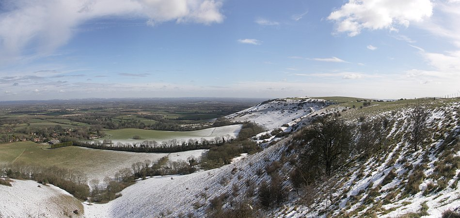 Photo - View from Ditchling Beacon