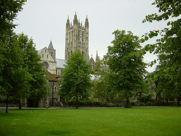 Photo - Canterbury - Cathedral