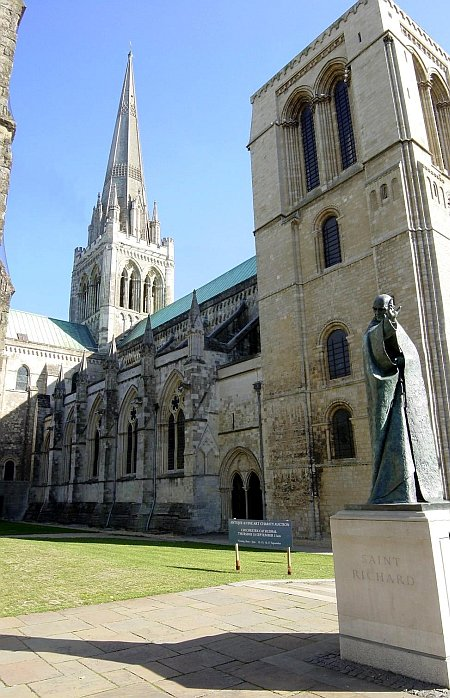 Photo - Chichester Cathedral - West Sussex
