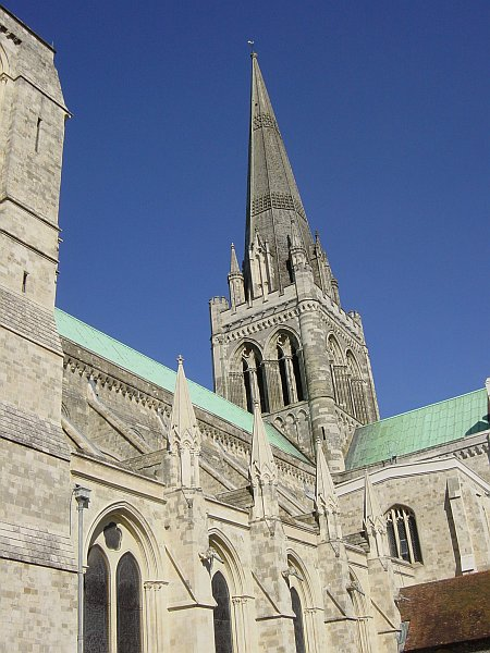 Photo - Chichester - La Cathédrale