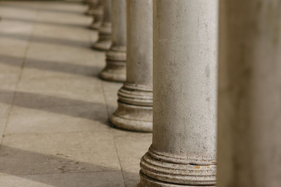 Photo - Colonnes