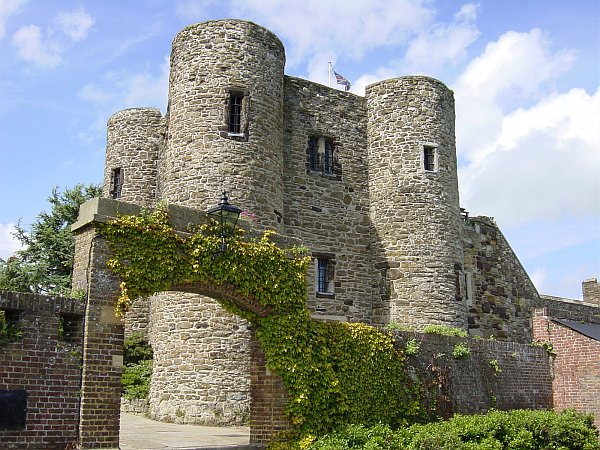 Photo - Rye - Ypres Tower