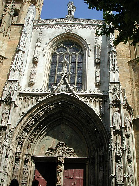 Photo - Cathedral in Aix