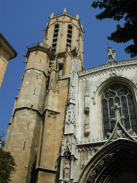 Photo - Cathédrale d'Aix en Provence