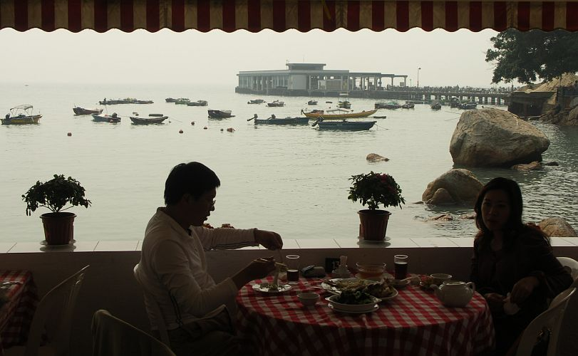 Photo - View on the Bay from seafood restaurant