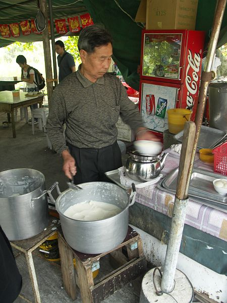 Photo - Lamma Island - Soya Custard