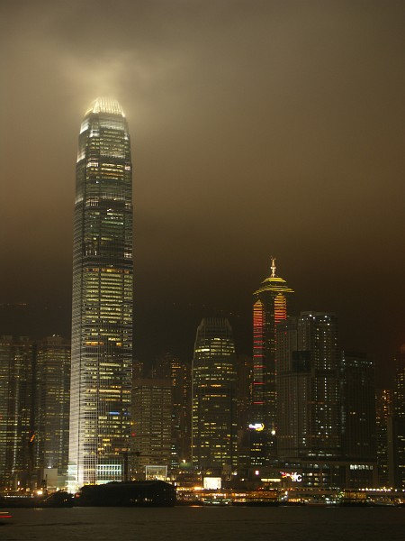 Photo - Hong Kong - Tour IFC-2