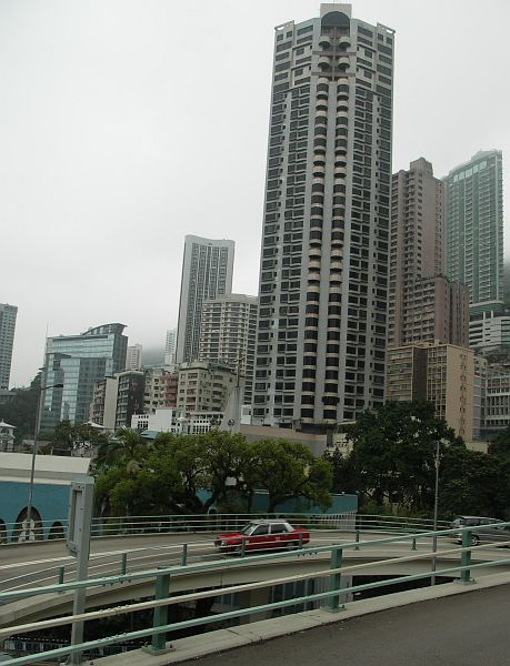 Photo - Between botanical garden and HK Park
