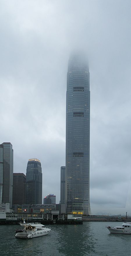 Photo - Victoria Harbour - IFC2 Tower