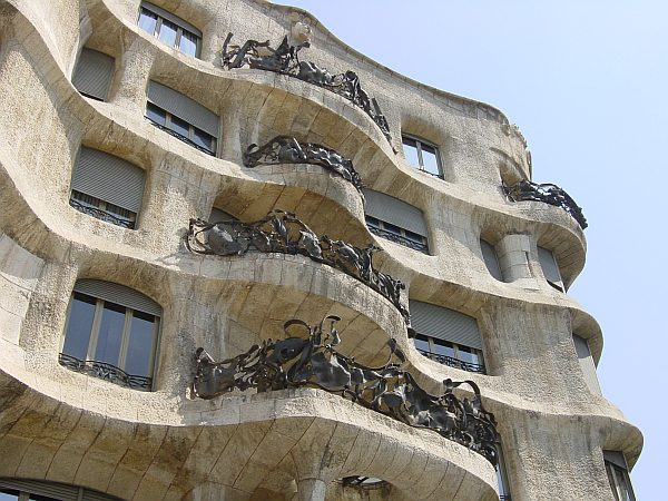 Photo - Casa Mila - Façade